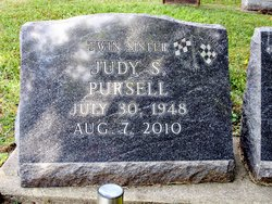 Judy Suzanne <I>Fullerton</I> Pursell