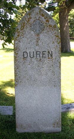 Gertrude Eliza <I>Whiting</I> Duren