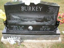 George Burkey, Jr