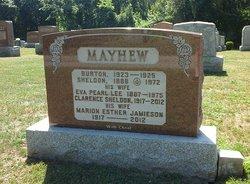 Marion Esther <I>Jamieson</I> Mayhew