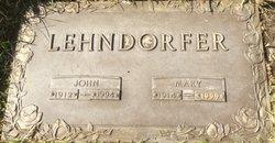 John Lehndorfer