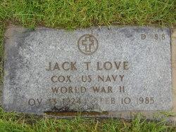 Jack T Love