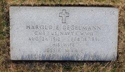Harold E Degelmann
