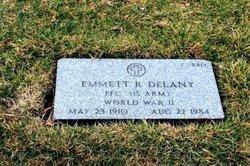 Emmett R Delany