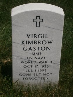 Virgil Kimbrow Gaston