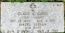 Hazel Luella Gates