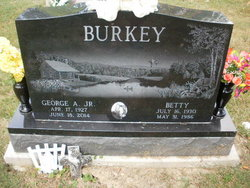 Betty Zaratsian Burkey