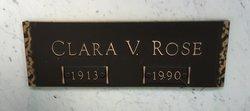 Clara Virginia <I>Bryant</I> Rose