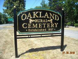 Oakland Rural Cemetery