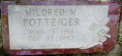 Mildred Marie <I>Stephenson Richardson</I> Potteiger