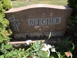 Virginia E. <I>Snyder</I> Beecher