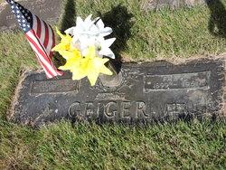 Fay Cleo <I>Ripley</I> Geiger