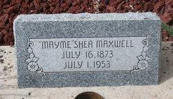 Mayne Shea Maxwell