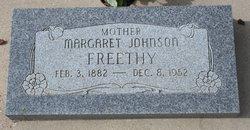 Margaret Johnson Freethy