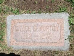 Grace May <I>Brunner</I> Morton