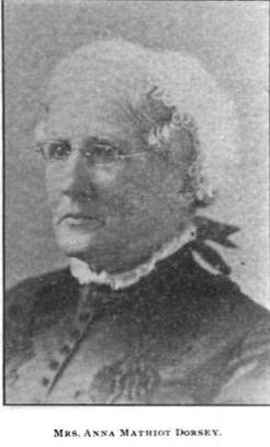 Anne M. <I>Mathiot</I> Dorsey