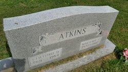 Marjorie Evelyn <I>Pearce</I> Atkins