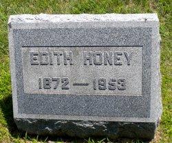Edith N. <I>Florer</I> Honey