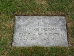 George Delong