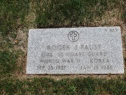 Roger J Faust