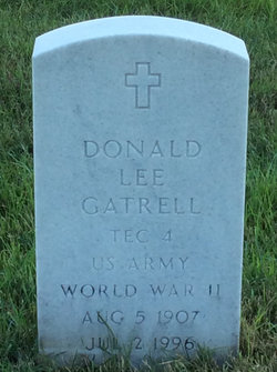 Donald Lee Gatrell