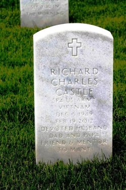 Spec Richard Charles Castle