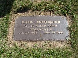 """Berlin """"Bill"""" Ankenbauer"""