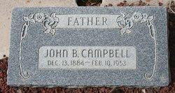 John B Campbell