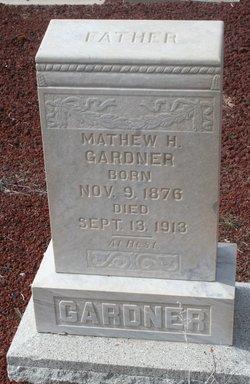 Mathew H Gardner