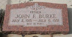 John F Burke