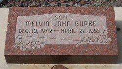 Melvin John Burke