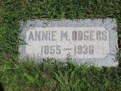 Annie Mcclain Odgers