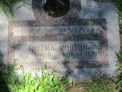 Thelma Morton
