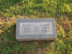 Mildred <I>Adams</I> Harris