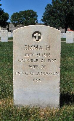 Emma Helena <I>Turnblad</I> Lundgren