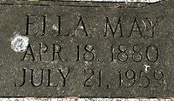 Ella May <I>Scott</I> Becker
