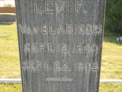 Levi Perry Van Blaricom