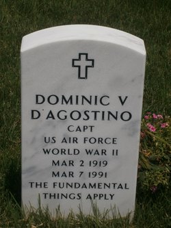 Dominic Vincent D'Agostino