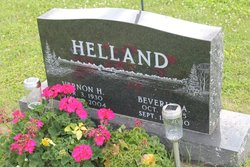 Beverly Ann <I>Pahl</I> Helland