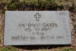 Antonio Garza