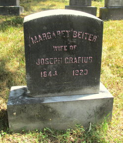 Margaret <I>Beiter</I> Grafius