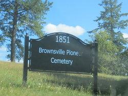 Brownsville Pioneer Cemetery