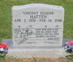 """Vincent Eugene """"Vince or Bull"""" Hatten"""
