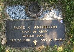 Sadie Anderson