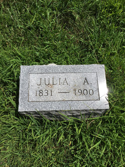 Julia Anne <I>Griffith</I> Merchant