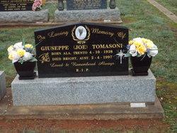 """Giuseppi """"Joe"""" Tomasoni"""