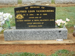 Alfred Leon Vandenberg