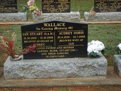 Audrey Doris <I>Dean</I> Wallace