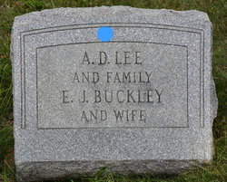 Alfred D. Lee