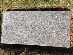 Peter Leonard Alatorre, Jr